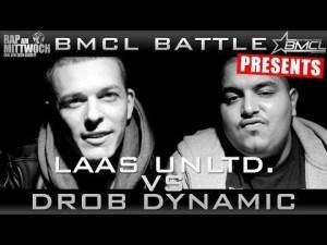 Laas Unltd vs Drob Dynamic (BMCL RAP BATTLE)