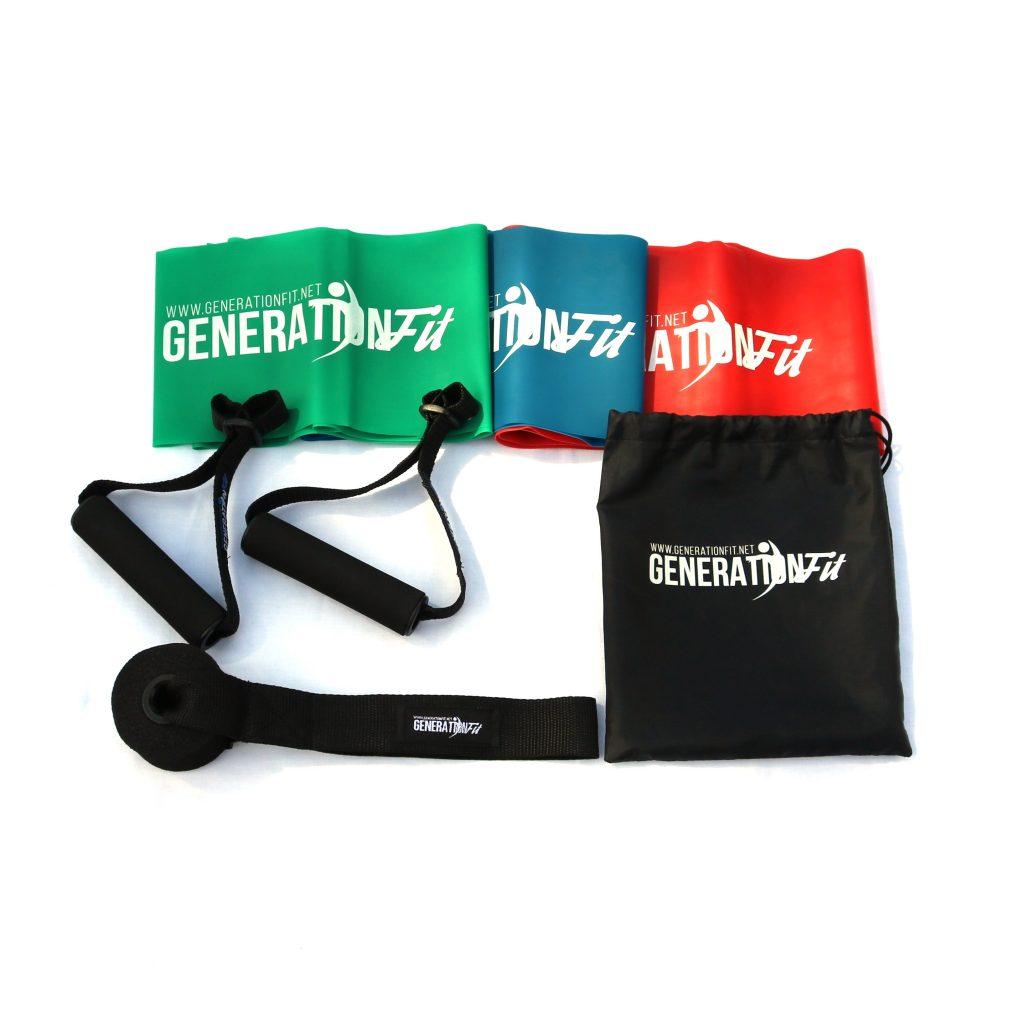 Premium Resistance Band Plus Kit