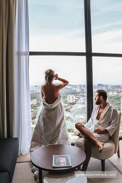 Alila Bangsar Bedroom