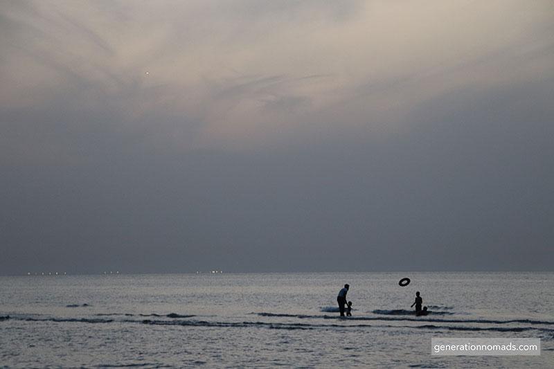 Muscat Shatti Al Qurum Beach