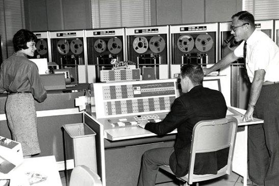 1960s supercomputer