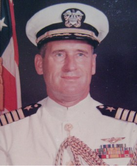 Captain Mishan in Uniform - Generations Magazine - October - November 2011