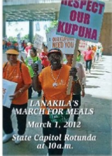 Lanakila March for Meals - Generations Magazine - February - March 2012