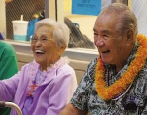 Martha & Herbert Yasuhara