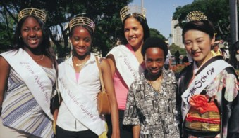 Nubian Pageant winners.