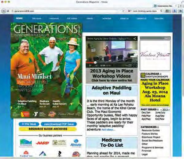 Generations - 2014-02 - Web Navigation - Image 01