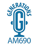 Welcome to Generations Radio on AM 690
