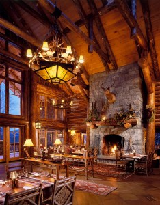 Whiteface Lodge Kanu Dinning Room