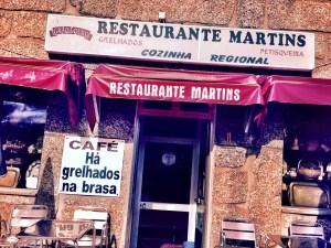 Portugal regional restaurant