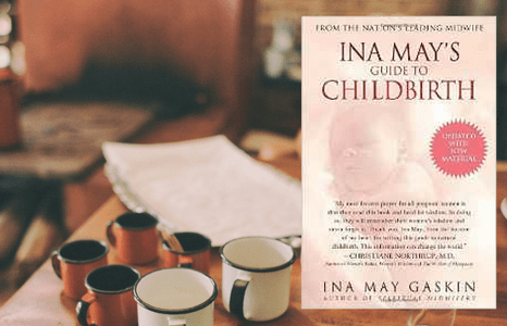 Best Birth Book Review:  Ina May's Guide to Childbirth