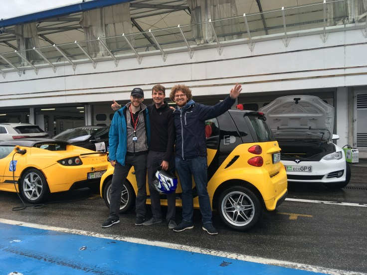 Smart Fortwo ED beim Eco-GP