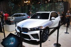 BMW X5 Fuel Cell