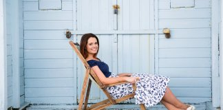 Samantha Worsey owns soap and skincare business Southsea Bathing Hut.