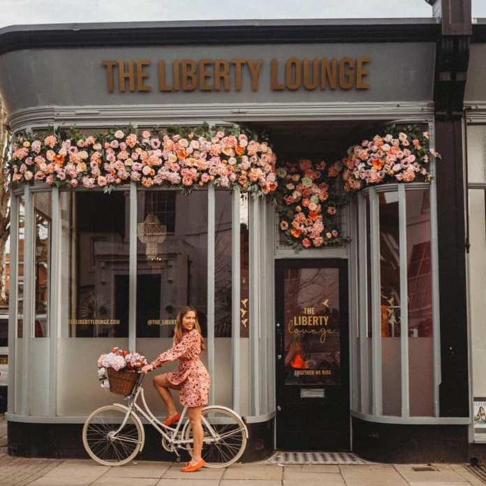 The Liberty lounge