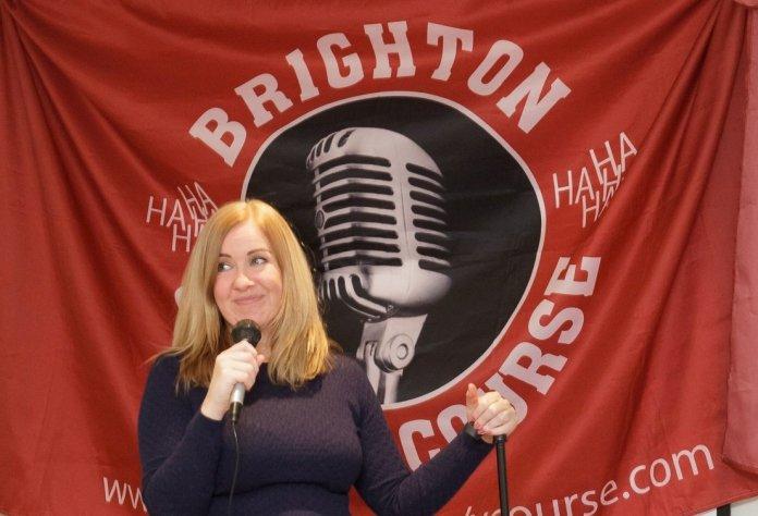 Louise Stevenson on women in comedy