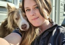 Dog trainer Lucy Rose