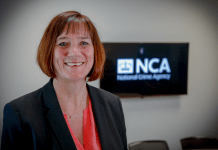Dame Lynne Owens, 52, is director-general of the National Crime Agency (NCA).