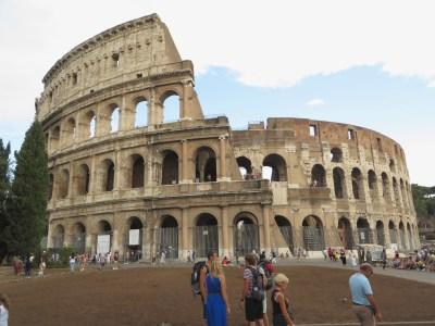 """Gladiators! -- Single Column! Single Column!"""