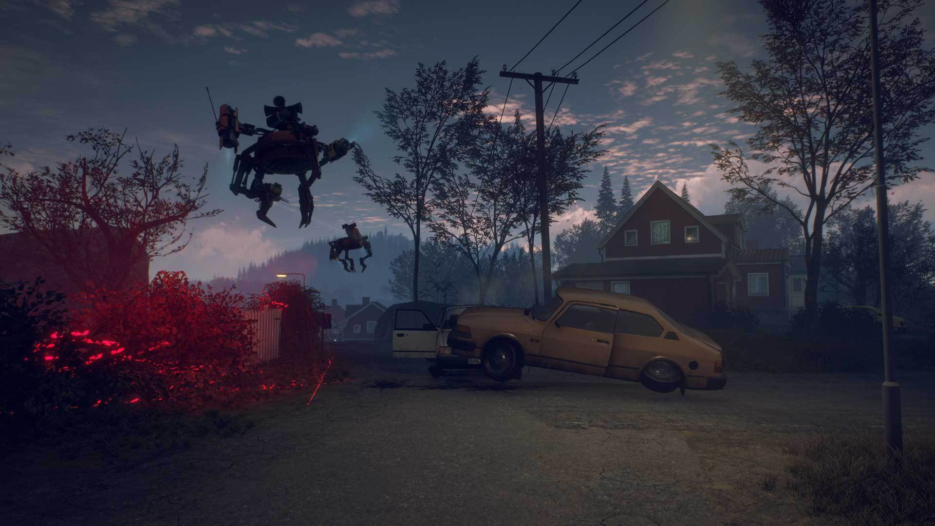 Generation Zero Open World Action Game