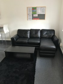 Hall's Lounge