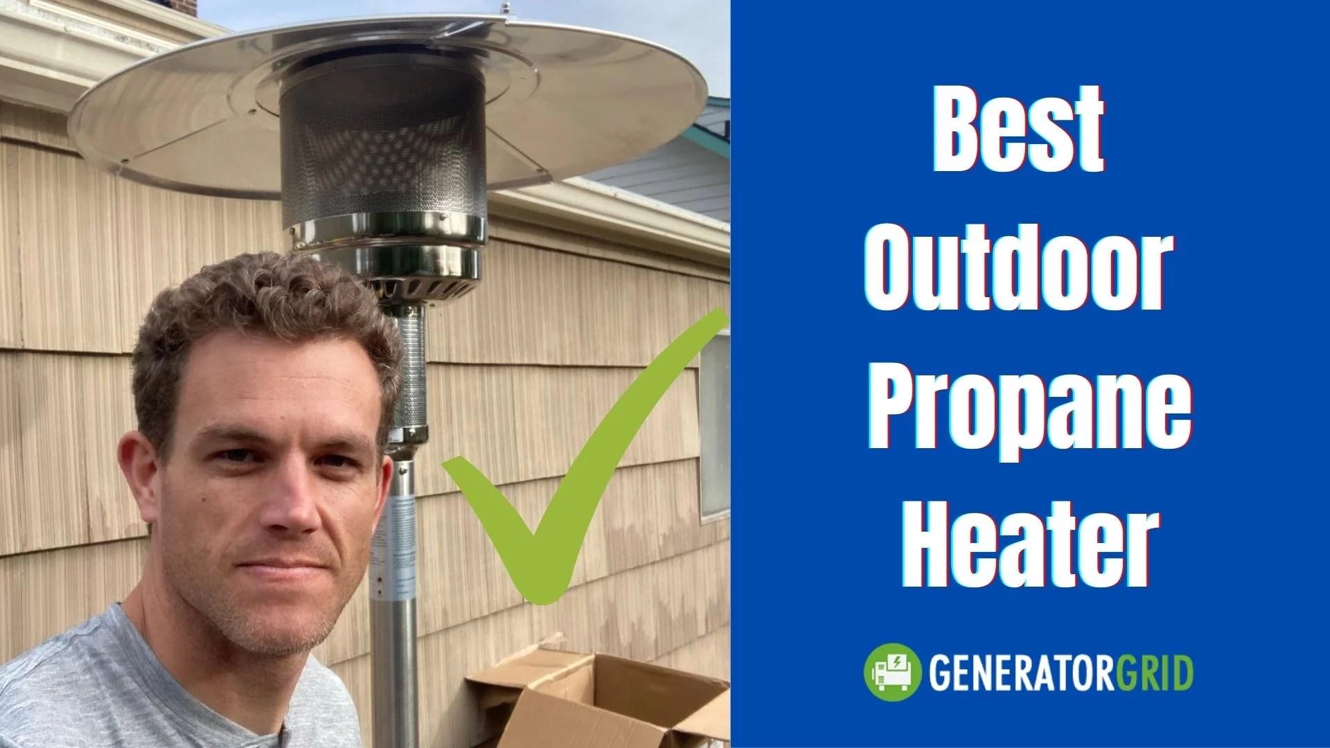the best outdoor propane heater 5