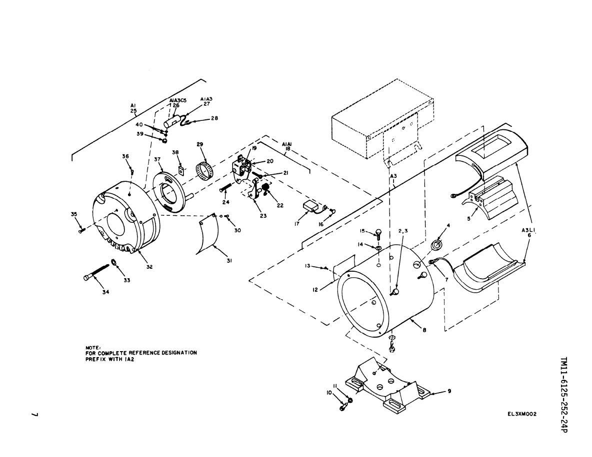 Figure 2 Motor Generator Pu 724 G Northfield Electric