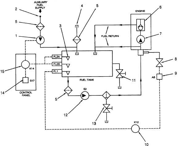 Diagram Wiring Lockout Relay