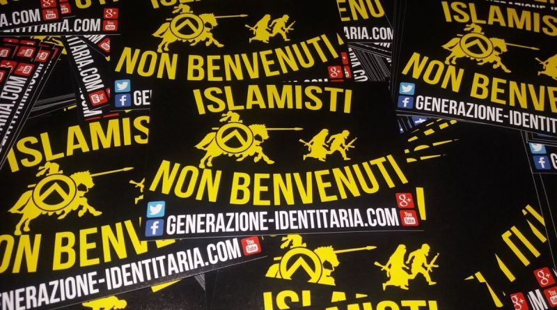 GID islamisti non benvenuti terrorismo