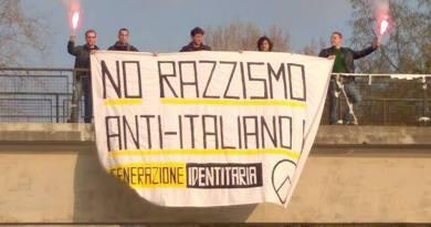 GID Bergamo No Razzismo Anti-Italiano