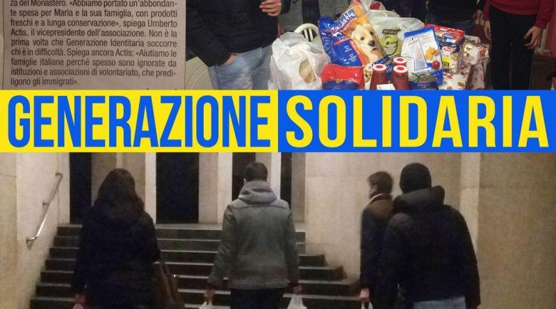 Generazione Solidaria Torino Maria