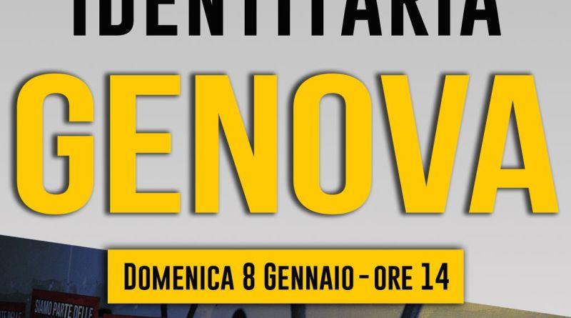 Primo incontro militante a Genova