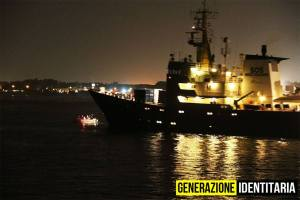 GID catania defend europe nave ong