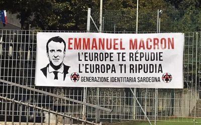 Macron, l'Europa ti ripudia!