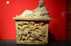 """etruscans: a classical fantasy"", sydney"