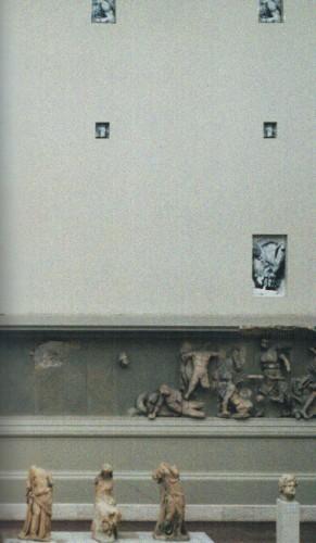 Alfredo Jaar, Pergamon Project, Pergamon Museum