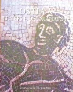 La copertina del volume Ostia V