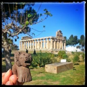 La Chimera a Paestum