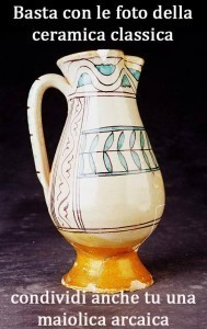 maiolica arcaica