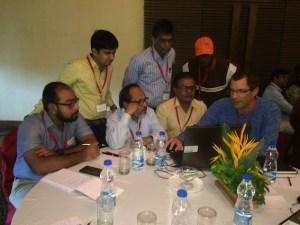 5th DECCMA meeting Ffort Raichak