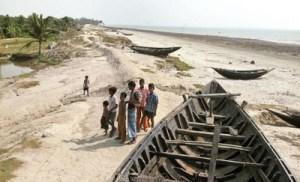 rising tides post a threat