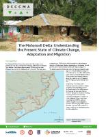 Mahanadi Delta Brief