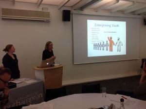 Presentation Pauline Leonard