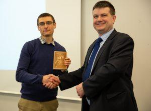 ECON3008 award