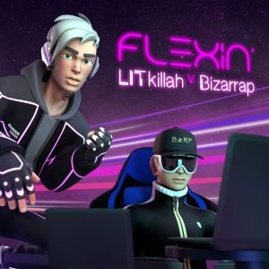 Lit Killah, Bizarrap – Flexin'