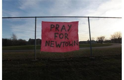 Newtown pray