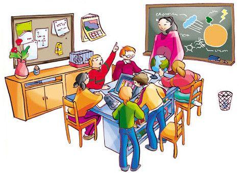 aula colaborativa