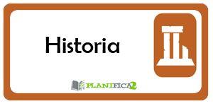 Historia - PLANIFICA2