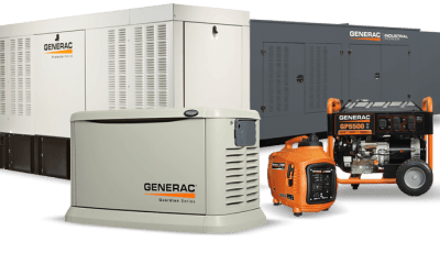 Types of Generators: 8 Terms You Need to Know