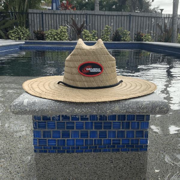 GenerX Straw Hat