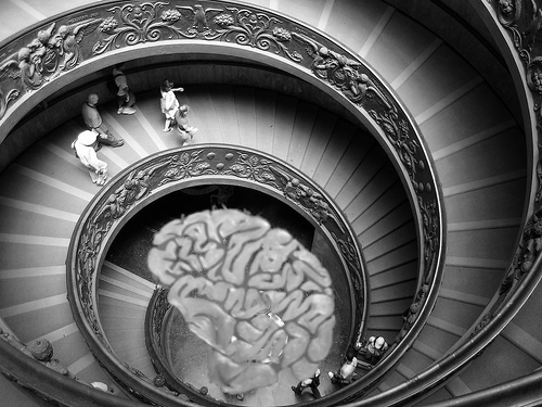 brain_helix_stairs